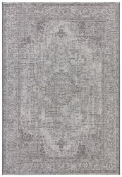 Flatweave In- & Outdoor Carpet Cenon | Grey