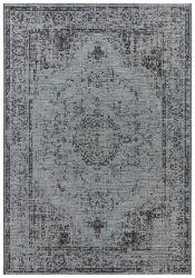 Flatweave In- & Outdoor Carpet Cenon | Blue