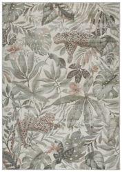 Design Carpet Sambre | Cream Green Copperbrown
