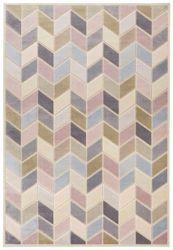 Design Carpet Loire | Pastel Multicolour