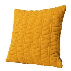 Cushion Tassel Ochre Yellow | 45 x 45 cm