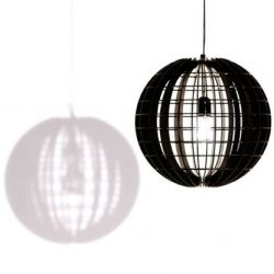 The Hemmesphere Lamp Black