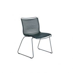 Outdoor Dining Chair Click | Pine Green