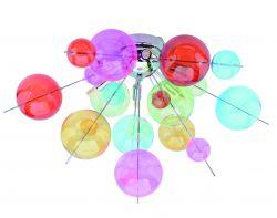 Deckenlampe Explosion | Mehrfarbig