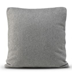 Cushion Cover 50 x 50 cm Square Felt | Grey