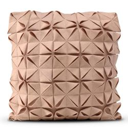 Cushion Cover 50 x 50 cm Geo Felt | Pale Rose