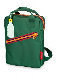 Backpack Small | Zipper Green