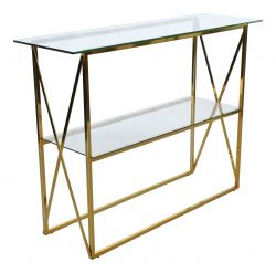 Table Console | Cross