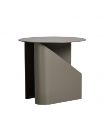 Table d'appoint Sentrum | Taupe