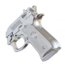 Coat Stand Revolver | Silver