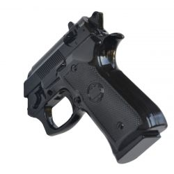 Coat Stand Revolver | Black