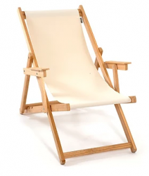 Chaise de Plage | Naturel