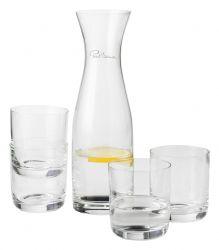 Carafe with 4 Glasses Prestige
