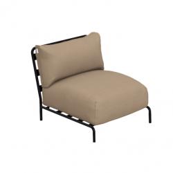 Sofa Brick Spice Module | Taupe