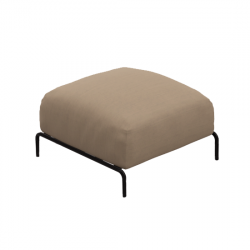 Pouf Ziegel Modul | Taupe