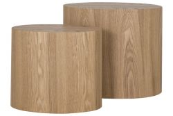 Side Tables Set of 2 Odnes