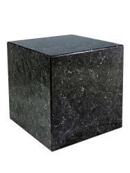 Plinth Labradorite H 40 cm | Black