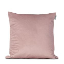 Velvet Cushion Cover Pale Rose | 100% Polyester