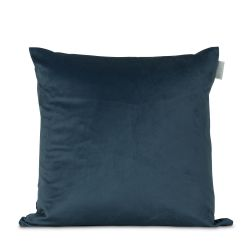 Velvet Cushion Cover Dark Turquoise | 100% Polyester