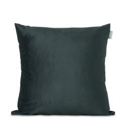Velvet Cushion Cover Green | 100% Polyester