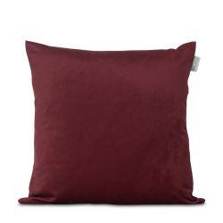 Velvet Cushion Cover Burgundy | 100% Polyester