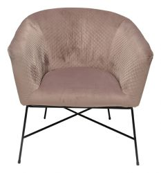Chaise Lady Club | Rose