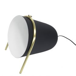 Nook Floor Lamp | Black