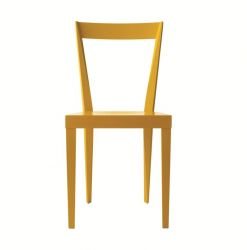 Livia Stool Yellow