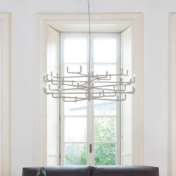 Pendant Lamp | Grand Siecle | White
