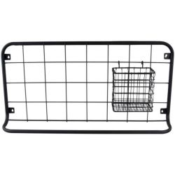 Küchenregal-Set Open Grid | Schwarz