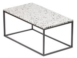Table d'Appoint Cosmos 110 x 60 cm | Blanc