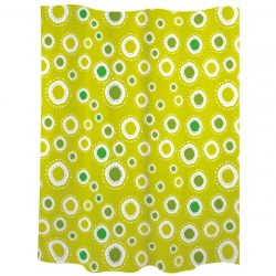 Shower Curtain | Green