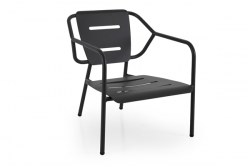 Outdoor Armchair Minto | Anthracite