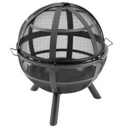 Fire Pit   Ball Of Fire