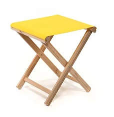 Beach Stool | Yellow