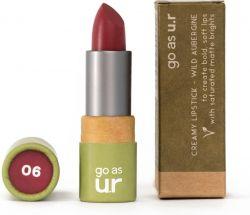 Creamy Lipstick | Wild Aubergine