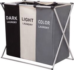 Separate Laundry Basket | Multicolor
