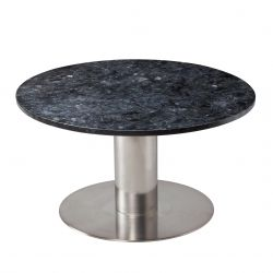 Coffee Table Pepo | Black / Chrome