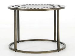 Coffee Table Stitch | Round