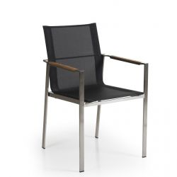 Stacking Chair Gotland | Grey