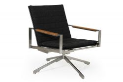 Rocking Chair Gotland | Black