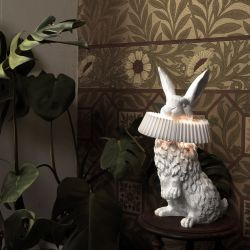 Rabbit Lamp X Lamp | Stand