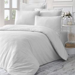 Bettwäscheset  Line | Weiß