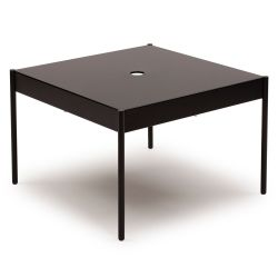 ST/670x670 La Table Table Basse Empilable | Noir RAL 9005