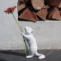 Vase Streifenhörnchen 01