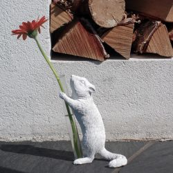 Vase Chipmunk 01
