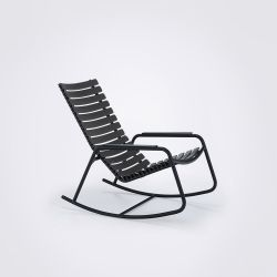 CLIPS Outdoor Rocking Chair | Black