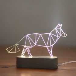 Fox Table Lamp