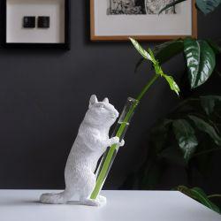 Vase Chipmunk 02