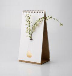 Papiervase | Vase Gold